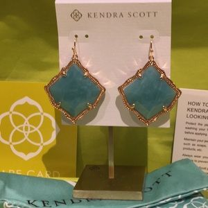 Kendra Scott Kirsten earring Rose gold